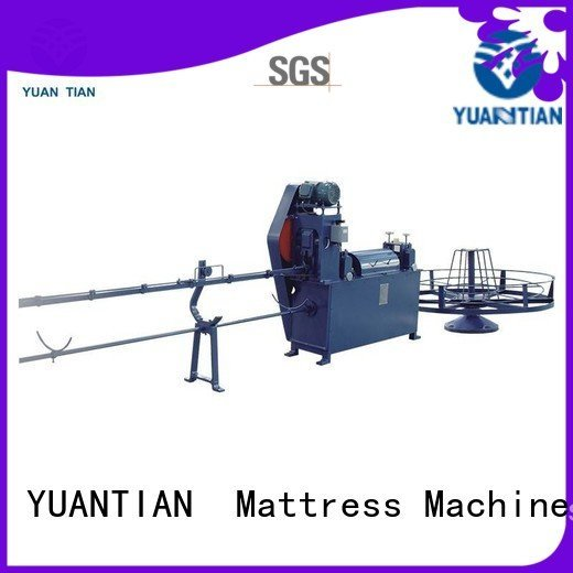 Quality foam mattress making machine YUANTIAN Mattress Machines Brand rollpack mattress packing machine