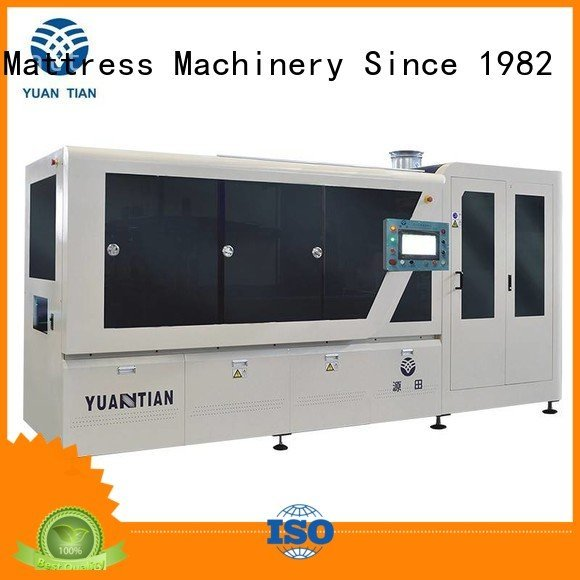 YUANTIAN Mattress Machines Brand production dn6 line Automatic Pocket Spring Machine