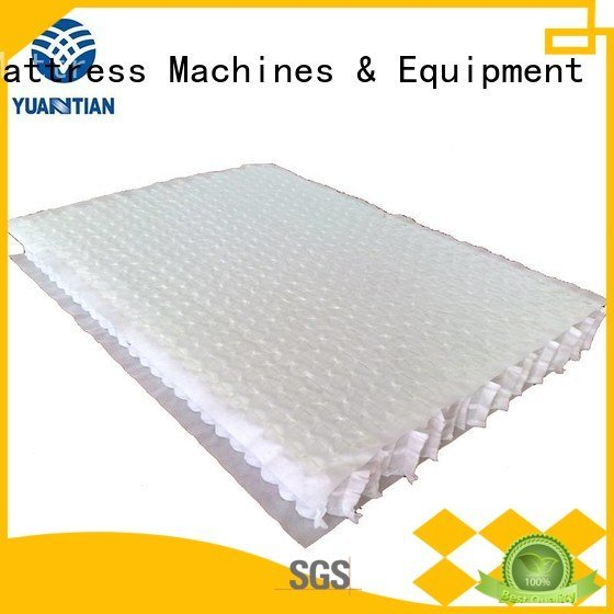 nested zoned YUANTIAN Mattress Machines mattress spring unit