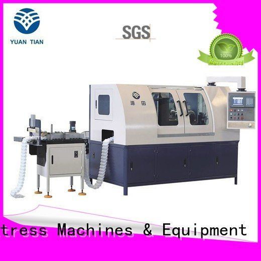 Automatic Pocket Spring Machine assembling production YUANTIAN Mattress Machines Brand