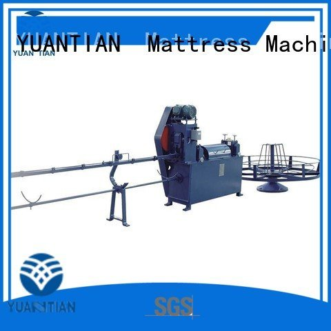 foam mattress making machine mattress zx1 mattress packing machine YUANTIAN Mattress Machines Warranty