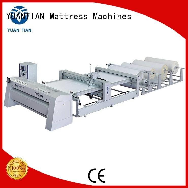 Wholesale lockstitch multineedle quilting machine for mattress YUANTIAN Mattress Machines Brand