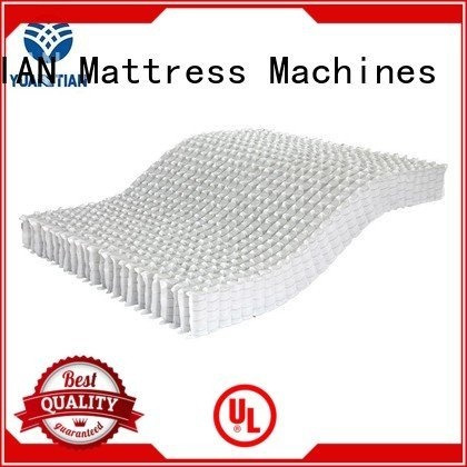 top with nested covers YUANTIAN Mattress Machines mattress spring unit