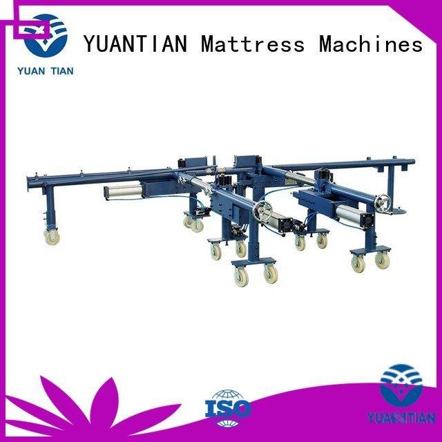 YUANTIAN Mattress Machines Brand packing poket mattress packing machine qw4 cc1