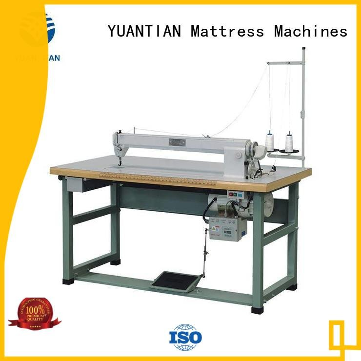 longarm computerized YUANTIAN Mattress Machines singer  mattress  sewing machine price
