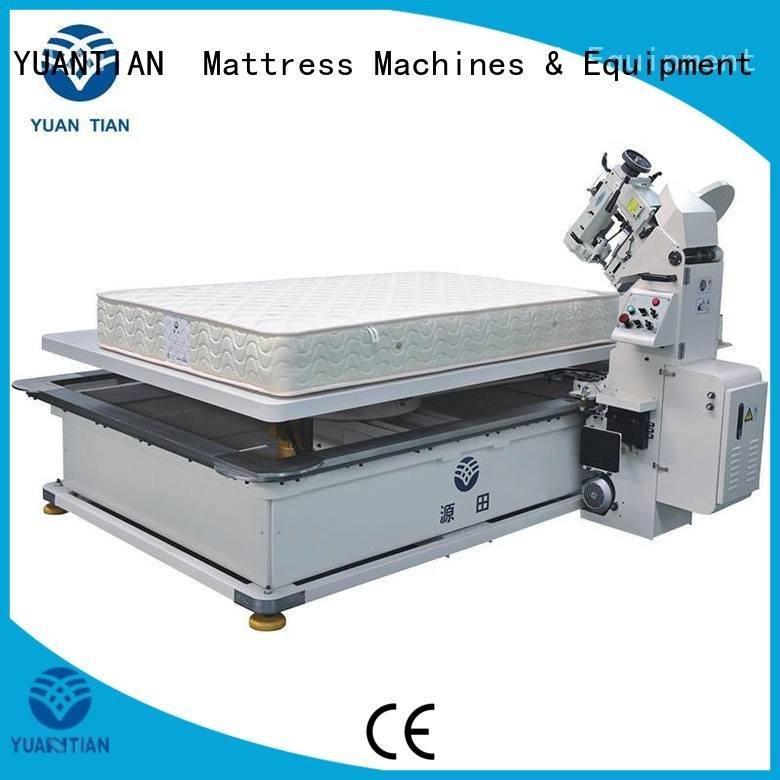 YUANTIAN Mattress Machines mattress tape edge machine binding top wb4a wb3a