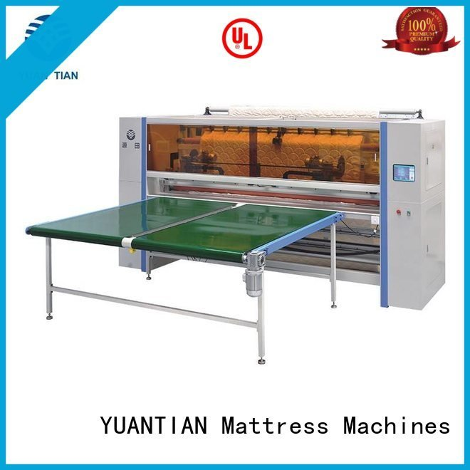 Mattress Cutting Machine Supplier panel machine cutting mattress
