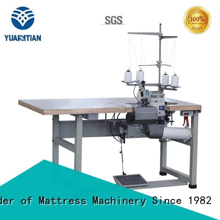 multifunction ds8a double flanging YUANTIAN Mattress Machines Mattress Flanging Machine