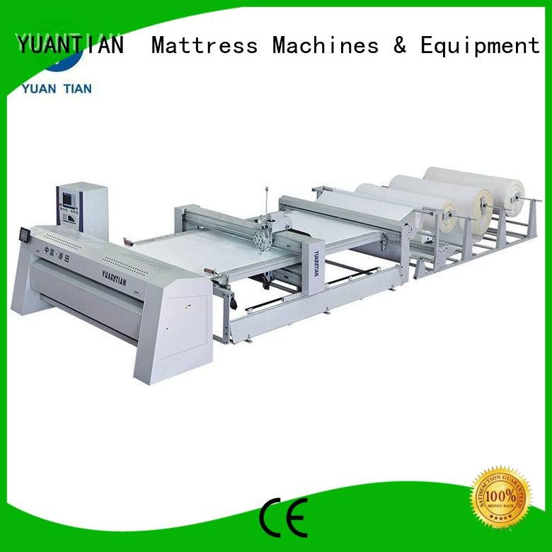 Wholesale stitching heads quilting machine for mattress YUANTIAN Mattress Machines Brand