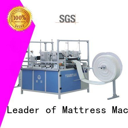 YUANTIAN Mattress Machines quilting machine for mattress price needle four side