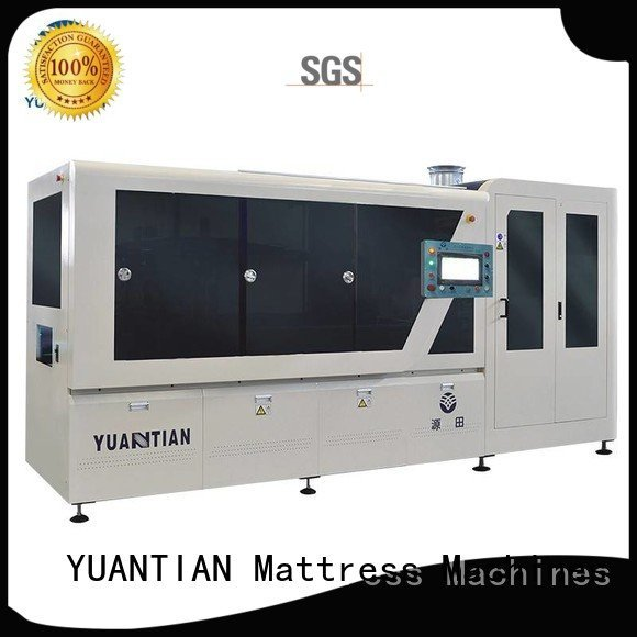 dzg1 spring speed Automatic High Speed Pocket Spring Machine YUANTIAN Mattress Machines
