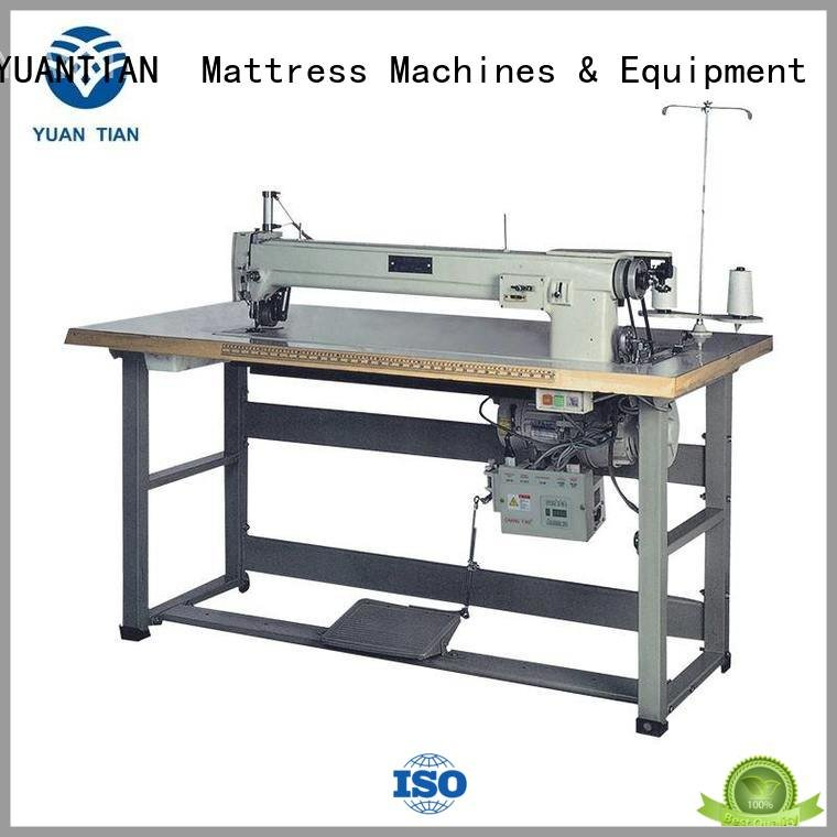 Custom Mattress Sewing Machine label border computerized YUANTIAN Mattress Machines