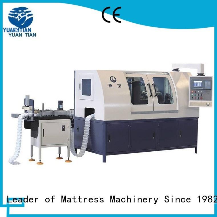 machine Automatic Pocket Spring Machine line pocketspring YUANTIAN Mattress Machines Brand