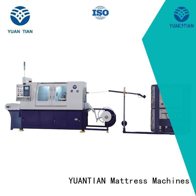 Automatic Pocket Spring Machine pocket speed machine YUANTIAN Mattress Machines