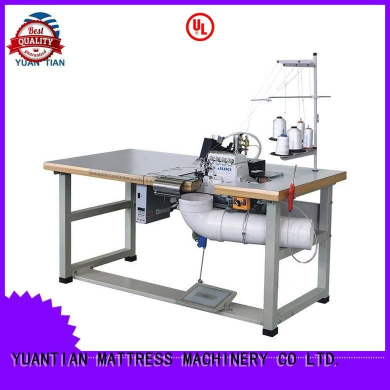 double ds7a dss1250 machine YUANTIAN Mattress Machines Mattress Flanging Machine