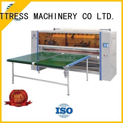 Mattress Cutting Machine Supplier panel Mattress Cutting Machine cutting YUANTIAN Mattress Machines