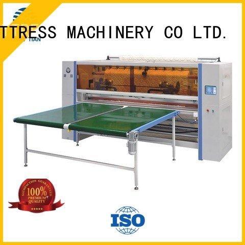 Mattress Cutting Machine Supplier panel Mattress Cutting Machine cutting YUANTIAN Mattress Machines
