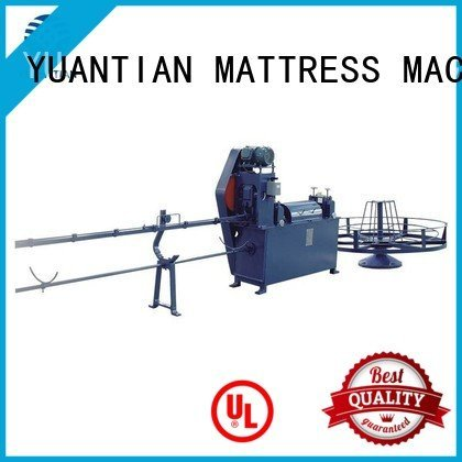 automatic packing border YUANTIAN Mattress Machines mattress packing machine