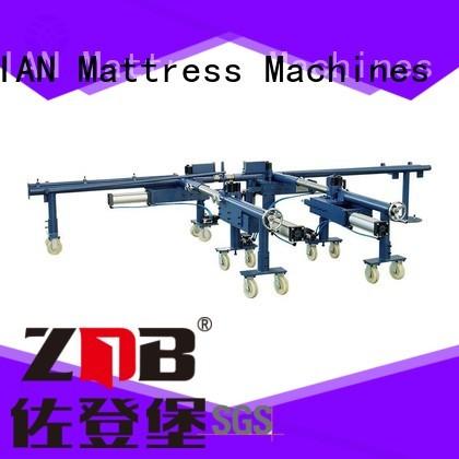 pneumatic Custom mattress straightening mattress packing machine YUANTIAN Mattress Machines automatic