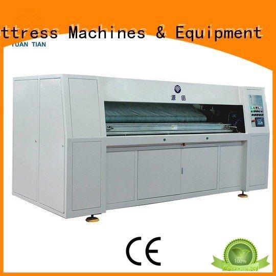 YUANTIAN Mattress Machines Brand pocket Automatic Pocket Spring Assembling Machine spring machine