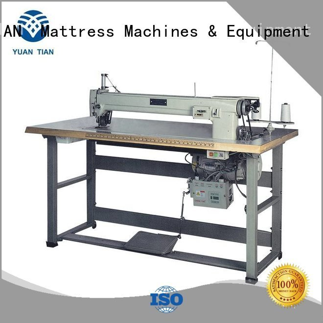 decorative longarm border computerized YUANTIAN Mattress Machines singer  mattress  sewing machine price
