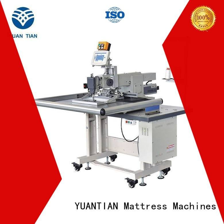 YUANTIAN Mattress Machines Brand arm autimatic Mattress Sewing Machine sewing mattress