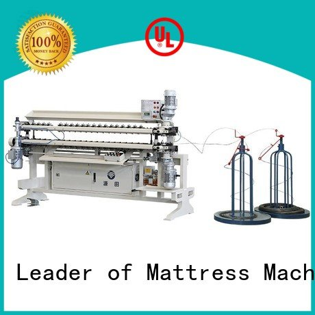 Hot bonnell spring unit machine machine spring semiauto YUANTIAN Mattress Machines Brand