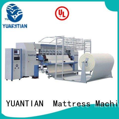 quilting machine for mattress price sa330 machine four wbsh3 YUANTIAN Mattress Machines