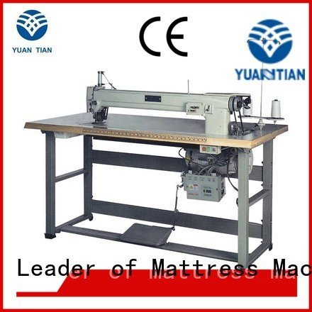 border label YUANTIAN Mattress Machines singer  mattress  sewing machine price