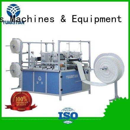 quilting machine for mattress price side stitching OEM quilting machine for mattress YUANTIAN Mattress Machines