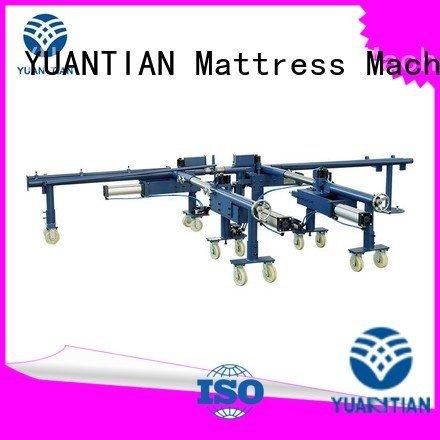 OEM foam mattress making machine zx1 rollpack packing mattress packing machine