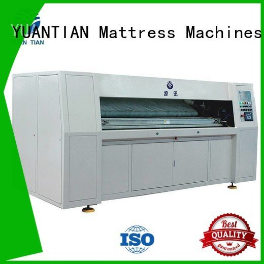 Automatic Pocket Spring Assembling Machine assembling Pocket Spring Assembling Machine YUANTIAN Mattress Machines