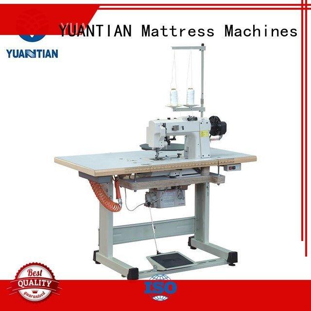 edge mattress table YUANTIAN Mattress Machines mattress tape edge machine