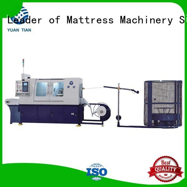 YUANTIAN Mattress Machines Brand dt012 dzh3 Automatic Pocket Spring Machine dn6 dzg1a