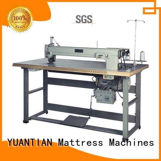 border mattress decorative longarm computerized YUANTIAN Mattress Machines singer  mattress  sewing machine price