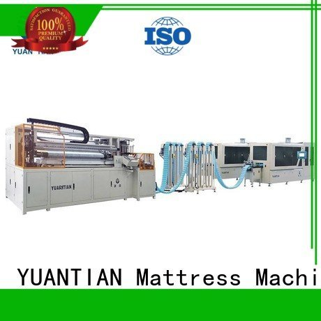 Wholesale pocket pocketspring Automatic High Speed Pocket Spring Machine YUANTIAN Mattress Machines Brand