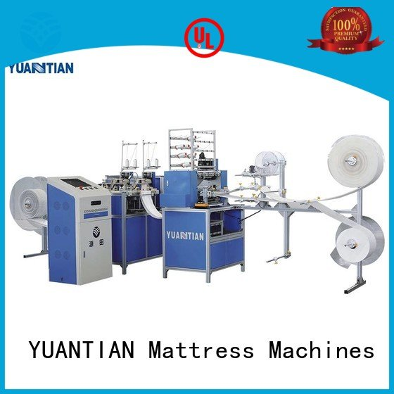 Hot quilting machine for mattress price dzhf2h double multineedle YUANTIAN Mattress Machines Brand