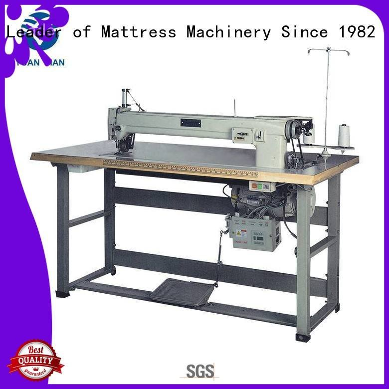 YUANTIAN Mattress Machines computerized longarm sewing singer  mattress  sewing machine price border