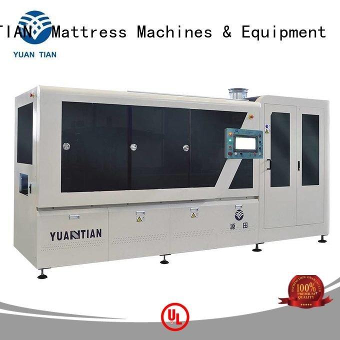 machine Automatic High Speed Pocket Spring Machine production pocketspring YUANTIAN Mattress Machines