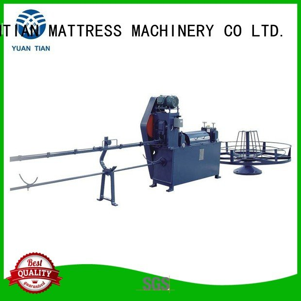 poket rollpack mattress packing machine bending YUANTIAN Mattress Machines