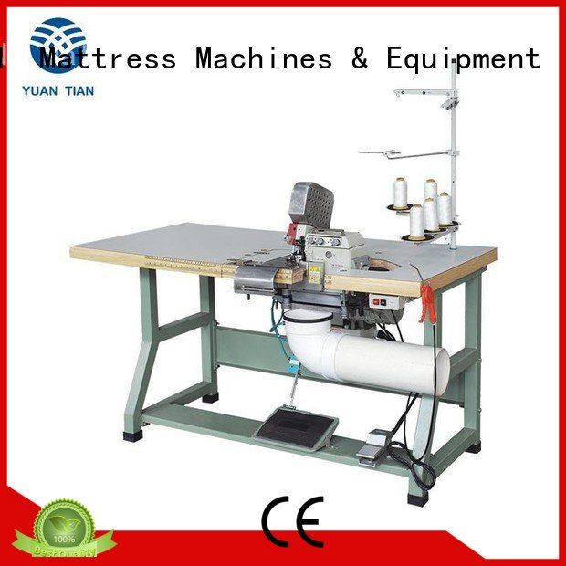 Double Sewing Heads Flanging Machine mattress machine Mattress Flanging Machine