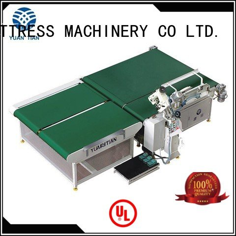 Wholesale wb1 tape mattress tape edge machine YUANTIAN Mattress Machines Brand