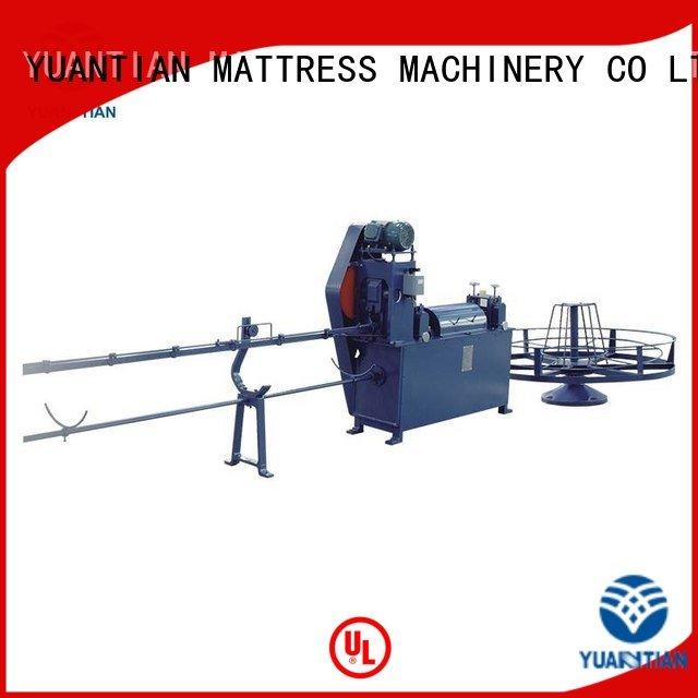 OEM mattress packing machine wire bending foam mattress making machine