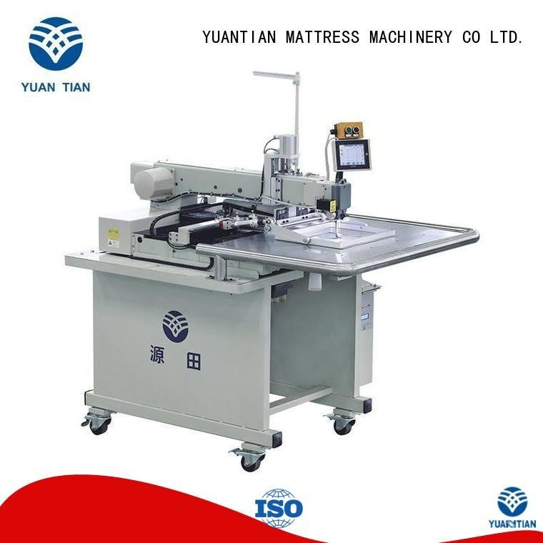 YUANTIAN Mattress Machines arm cb1 Mattress Sewing Machine dc1 sewing