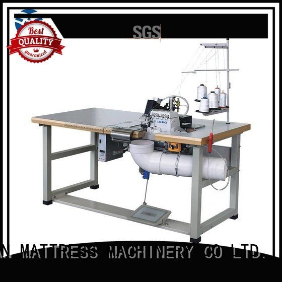 Hot Double Sewing Heads Flanging Machine flanging Mattress Flanging Machine heavyduty YUANTIAN Mattress Machines