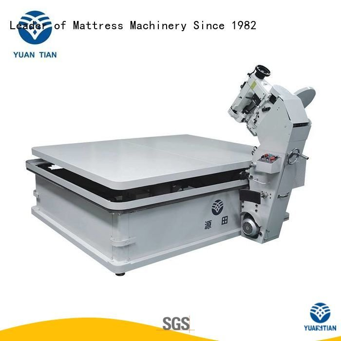 YUANTIAN Mattress Machines wb3a mattress tape edge machine wpg2000 table