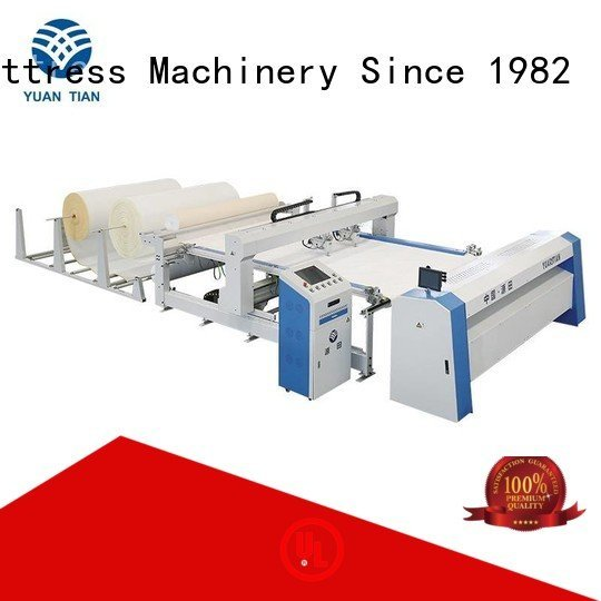 quilting machine for mattress price highspeed border heads YUANTIAN Mattress Machines