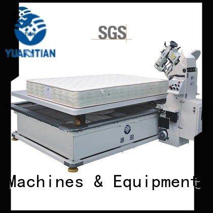 Wholesale table mattress tape edge machine YUANTIAN Mattress Machines Brand