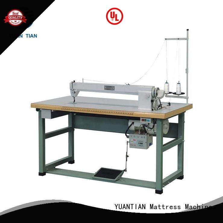 arm border singer  mattress  sewing machine price YUANTIAN Mattress Machines