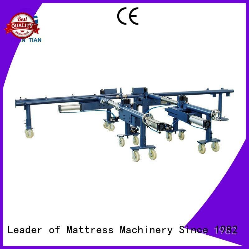 YUANTIAN Mattress Machines foam mattress making machine machine rollpack border